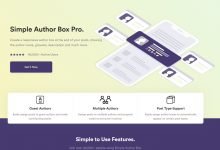Photo of What Is Author Box in WordPress? Different Methods for Adding Author Bio Box