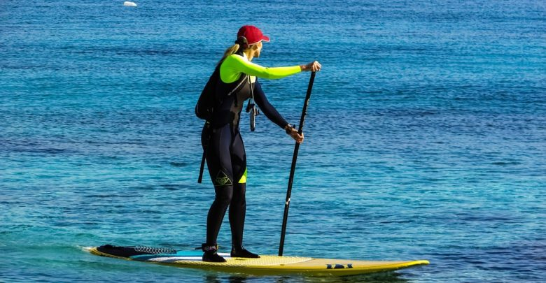 Photo of 5 Things to Consider on Your First Paddleboarding Adventure