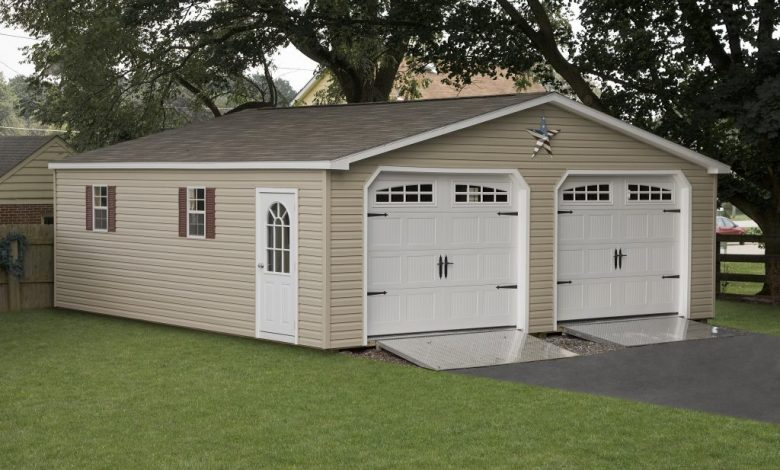 Photo of WHAT IS THE AVERAGE SIZE OF A TWO CAR GARAGE?