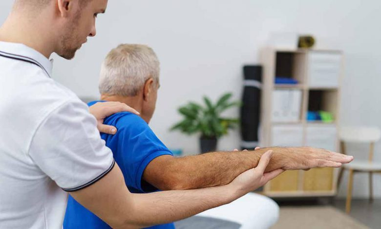 Photo of Treatment for Joint Pain at Garden State Pain Control