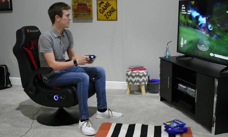 Photo of Using gaming chair to enjoy your video games comfortably