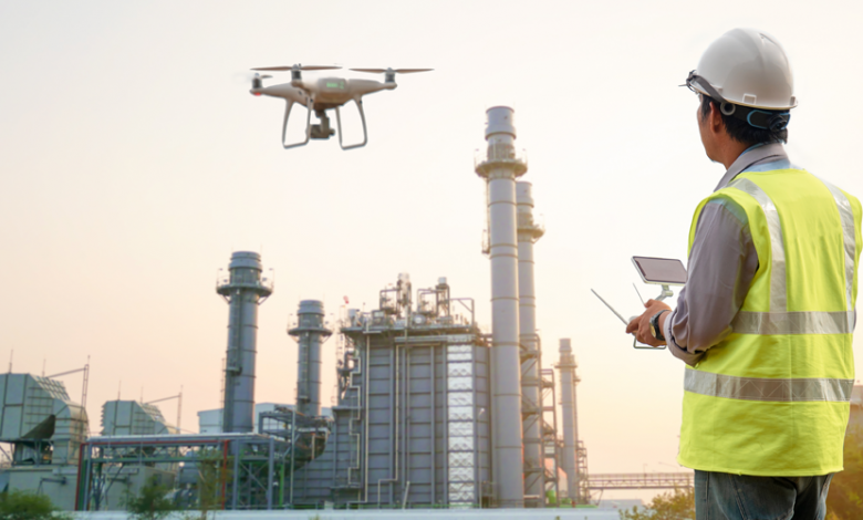 Photo of Using Drone Cameras For Industrial Supervision: An Overview
