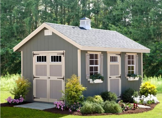 Photo of 4 Benefits of Building a Shed on Your Property