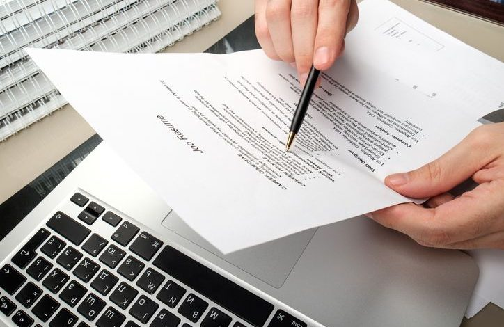 Photo of Check Out Several Steps That Should Be Followed While Writing A Resume