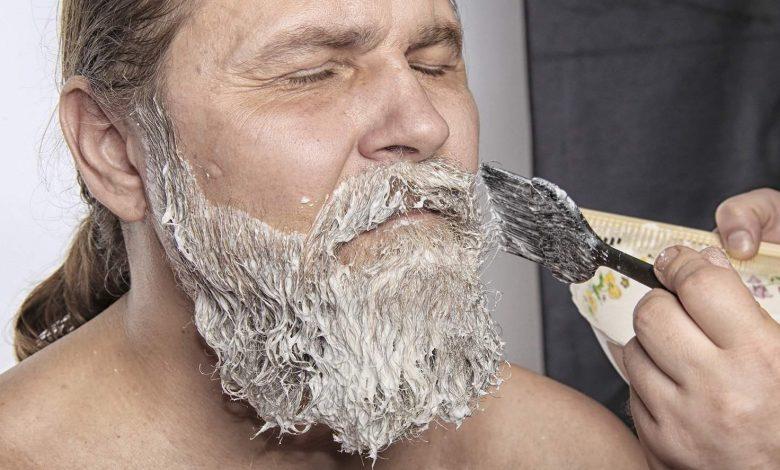 Photo of Grey beard dye guide